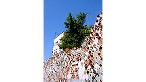 Picture of An urban intervention and a house unifamiliar win the Ceramic Prizes of Ascer
