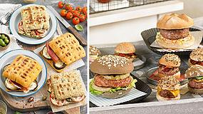 Foto de Europastry presenta su nueva gama de focaccias y de pan de hamburguesa