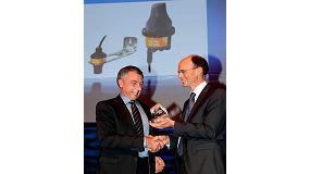 Foto de El equipo data logger Sofrel LT-US premiado en los Aquatech Innovation Awards 2013