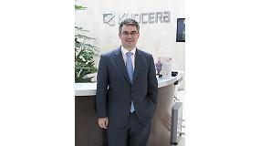 Foto de �scar Ortiz D�ez, nuevo director financiero y de administraci�n de Kyocera Document Solutions