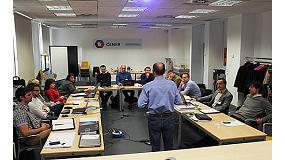 Foto de Los socios europeos del proyecto Batterie se re�nen en Cener