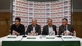 Foto de Antonio Escobar, director general de Grupo Agroponiente, interviene en la �VII Jornada Agricultura Almeriense en el Siglo XXI� de La Voz de Almer�a