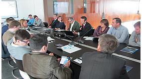 Foto de Investigadores aeroespaciales rusos visitan Aer�polis y se interesan por las oportunidades de colaboraci�n tecnol�gica con el sector andaluz