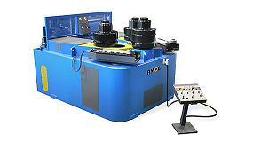 Foto de Curvadora de perfiles de hierro y acero de alta capacidad de trabajo