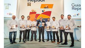 Foto de Repsol celebra el 35 aniversario de Gu�a Repsol