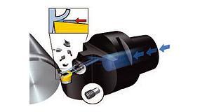 Foto de Mecanizado con alta presi�n de refrigerante: ganancias en duraci�n de vida de herramienta de corte y tiempo de proceso