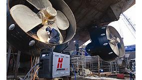 Foto de Sistema de plasma de aire para corte y acanalado