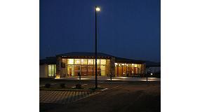 Foto de Grupo Lled� proporciona una iluminaci�n funcional al Tanatorio del Real Valle de Cay�n