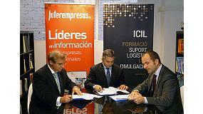 Foto de Fundación Icil e Interempresas potenciarán la comunicación en el sector logístico
