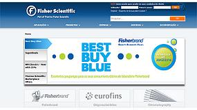 Foto de Fisher Scientific lanza su nueva p�gina web en portugu�s