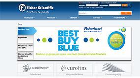 Foto de Fisher Scientific lanza su nueva página web en portugués