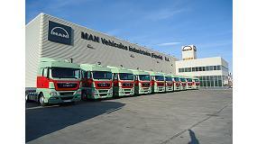 Foto de Transportes Belzunces incorpora a su flota las diez primeras tractoras MAN TGX EfficientLine