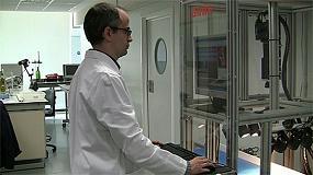 Fotografia de Ultrasons i visi� artificial avan�ada per millorar l'envasament de productes alimentosos
