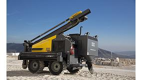 Foto de Atlas Copco lanza la m�quina de martillo SpeedRoc D30
