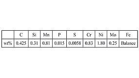 Foto de Efecto de las caracter�sticas de la herramienta de corte en las tensiones residuales y la rugosidad superficial del acero 40NiCrMo7 torneado