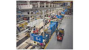 Foto de La planta de Iveco en Valladolid empieza el a�o 2014 como la primera en eficiencia industrial del Grupo CNH Industrial