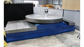 Foto de Nuevo concepto de accionamiento para mesas giratorias de fresado-torneado
