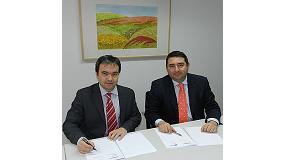 Fotografia de Anapat i Interempresas signen un conveni de col�laboraci�
