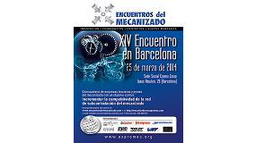 Foto de Los Encuentros del Mecanizado de Barcelona se celebrar�n el 25 de marzo