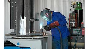 Picture of Advantages of the posicionadores for assembling, welding, adjust and setting of Hidrogarne