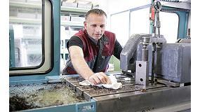 Foto de La industria metal�rgica mejora su productividad con Mewa