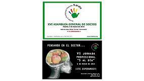 Foto de Los d�as 5 y 6 de marzo se celebran la XVI Asamblea General de Socios y la VI Jornada Profesional '5 al d�a'