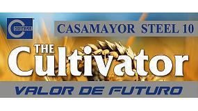 Foto de Casamayor Librada presenta su nueva gama de rejas cultivadoras Steel 10