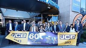 Foto de JCB incrementa un 30% sus ventas en Espa�a durante el 2013