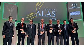 Foto de El grupo AGF gana en los Premios Alas a la Internacionalizaci�n 2013