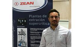 Foto de Entrevista a Eduardo de la Pe�a, socio administrador de Zean Engineering