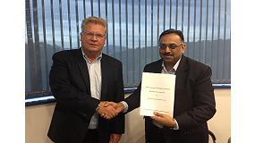Foto de Bossar establece una joint venture en India