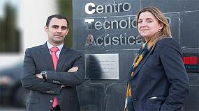 Foto de El Grupo Audiotec consolida su apuesta por el mercado con la ampliación de su Oficina Técnica para la Zona Centro