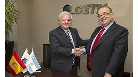 Foto de Aft-Conosur y Cetm-Ceftral, de la mano en la formaci�n profesional del sector del Transporte y la Log�stica