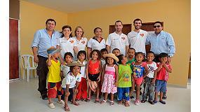 Foto de Repsol y el PNUD firman un convenio para fomentar el desarrollo de las comunidades ind�genas en Colombia