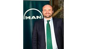 Foto de David Almaz�n, nuevo director comercial de Camiones de MAN Truck & Bus Iberia