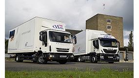 Foto de Iveco apoya la expansi�n del grupo brit�nico de mobiliario DFS con la entrega de 50 nuevos camiones