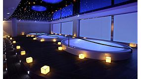 Picture of Usspa Instruments with the spa ComfortClub Sand the new centre wellness of the best hotel of Europe for meetings