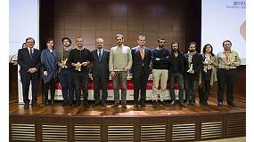 Picture of Delivery of the Ceramic Prizes Ascer of architecture and Interiorismo
