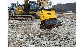 Foto de Imanes hidr�ulicos que generan beneficios con los residuos de las demoliciones