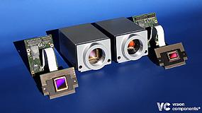 Foto de Vision Components presenta las nuevas c�maras con sensor CMOSIS de 2,2 y 4,2 megap�xeles