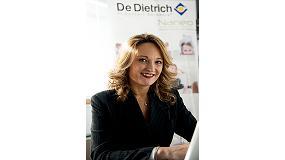 Foto de Entrevista a Ana de la Torre, directora general de De Dietrich Thermique Iberia