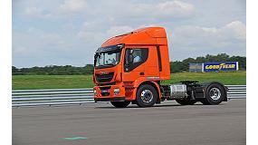Foto de Iveco elige los neum�ticos Goodyear Kmax y Fuetmax para todos sus modelos Stralis