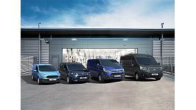 Foto de La gama europea de Veh�culos Industriales Comerciales Ford consigue su mayor cuota de mercado en seis a�os