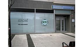 Foto de Kromi Spain traslada sus oficinas y su almac�n en Vitoria