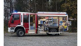 Foto de Iveco Magirus muestra en Sicur 2014 sus innovaciones para la lucha contra los incendios forestales