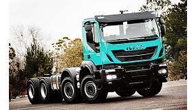 Foto de El nuevo Iveco Trakker, premio 'Camión de obras del año 2014' en Irlanda