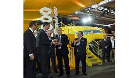 Foto de New Holland cuenta con grandes perspectivas de futuro tras su integración en CNH Industrial