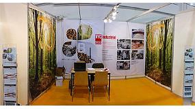 Picture of VYC Industrial took to the III Fira of the Biomassa Forestry of Catalonia