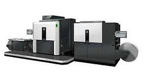Picture of Enplater And HP enter the digital presses HP Indigo 20000 of flexible packaging