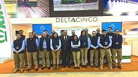 Foto de Deltacinco cierra el 2013 con unos resultados hist�ricos